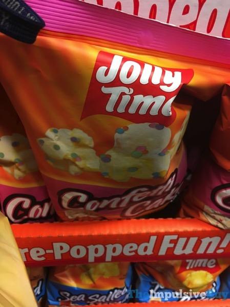 Jolly Time Confetti Cake Popcorn