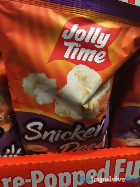 Jolly Time Snickerdoodle Popcorn