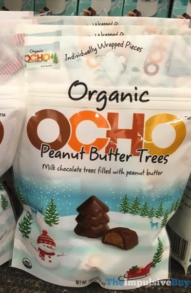 Organic OCHO Peanut Butter Trees