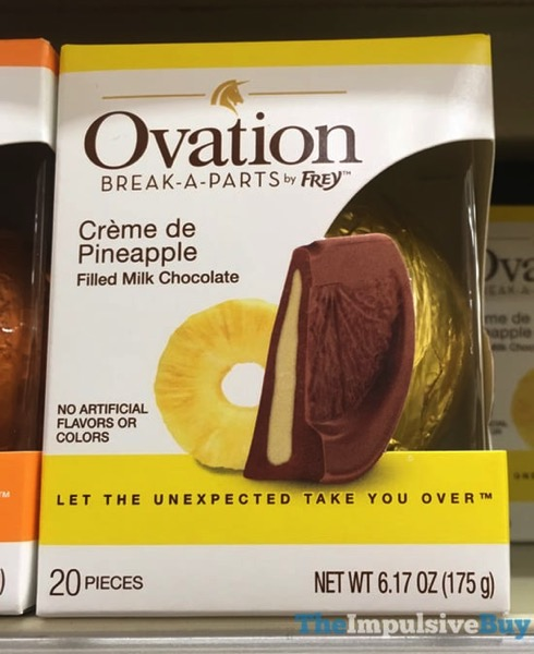 Ovation Break A Parts by Frey Creme de Pineapple 2017 Rachel C Macey s