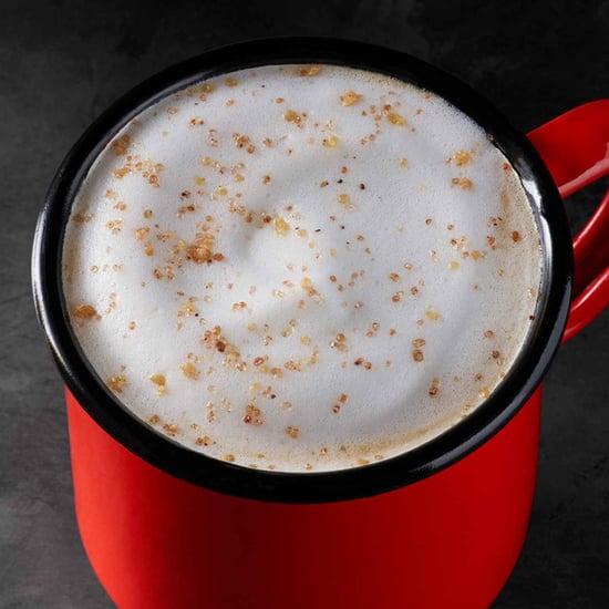 Starbucks Chestnut Praline Chai Tea Latte