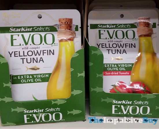 Starkist Selects E V O O Yellowfin Tuna