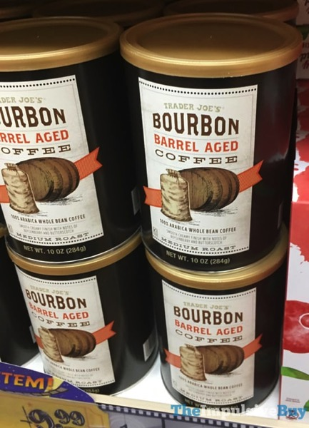 Trader Joe s Bourbon Barrel Aged Coffee