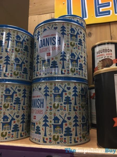 Trader Joe s Danish Butter Cookies