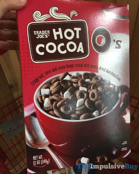 Trader Joe s Hot Cocoa O s