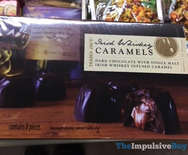 Trader Joe s Irish Whiskey Caramels