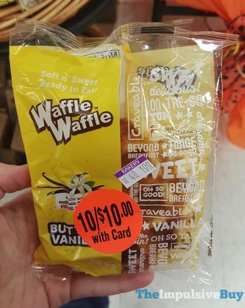 WaffleWaffle Buttery Vanilla