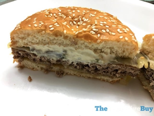 McDonald s Signature Crafted Mushroom Swiss Melt 2  1