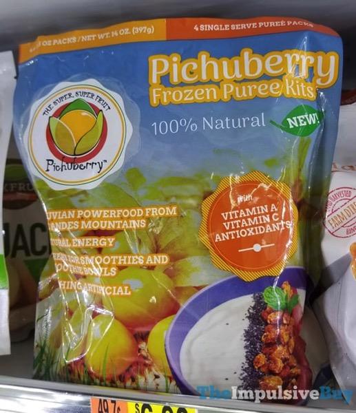 Pichuberry Frozen Puree Kits
