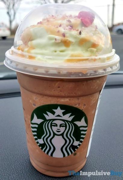 Christmas Tree Frap.Review Starbucks Christmas Tree Frappuccino The Impulsive Buy