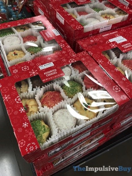 The Bakery Assorted Holiday Cookies