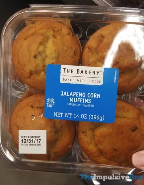 The Bakery Jalapeno Corn Muffins