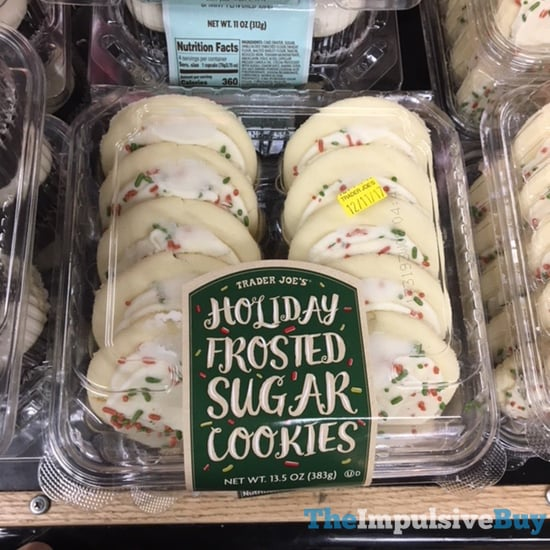 Trader Joe s Holiday Frosted Sugar Cookies