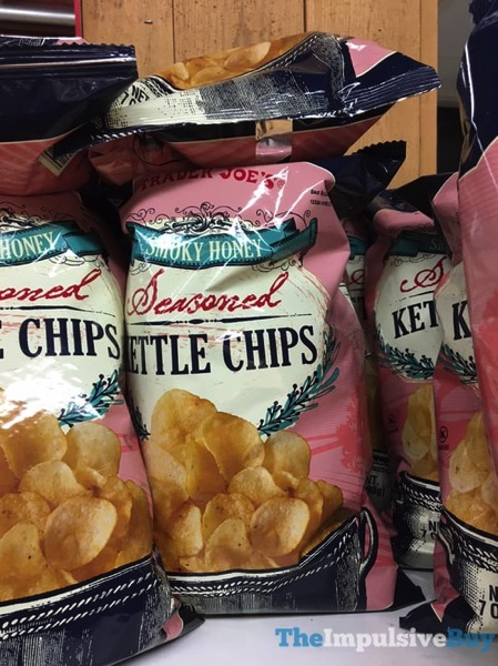 Trader Joe s Smoky Honey Seasoned Kettle Chips