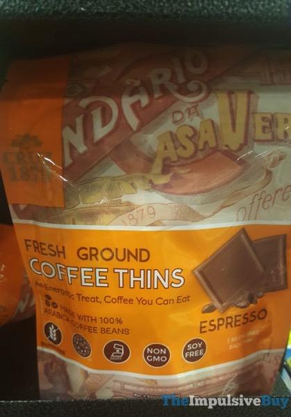 Cruz 1879 Espresso Fresh Ground Coffee Thins