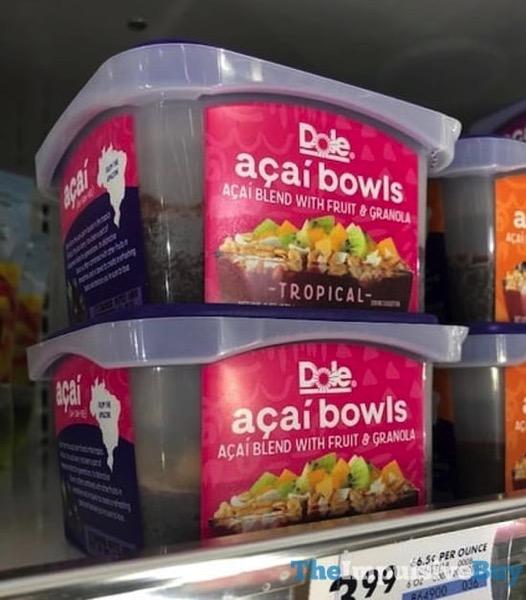 Dole Tropical Acai Bowls jpg