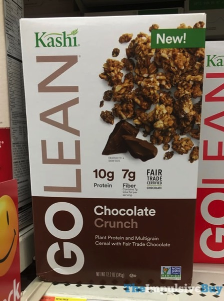 Kashi Go Lean Chocolate Crunch Cereal