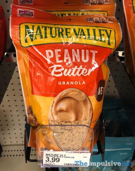 Nature Valley Peanut Butter Granola jpg