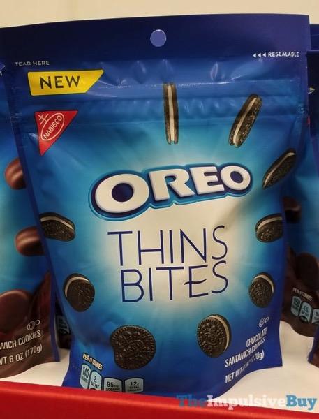 Oreo Thins Bites