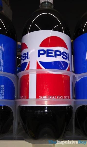 Pepsi Retro Design 2 Liter  2018
