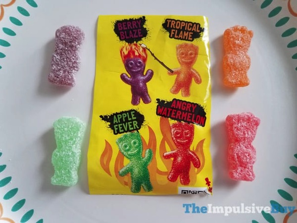 Sour Patch Kids Fire 3