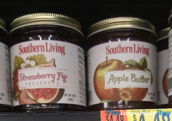 Southern Living Strawberry Fig Preserves and Apple Butter