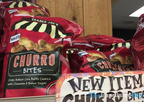 Trader Joe s Churro Bites