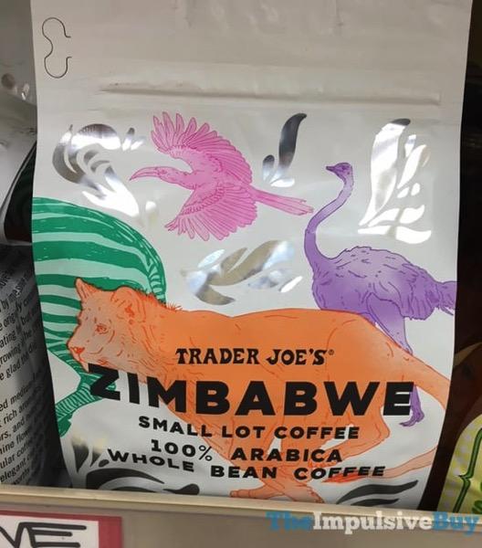 Trader Joe s Zimbabwe Small Lot Coffee
