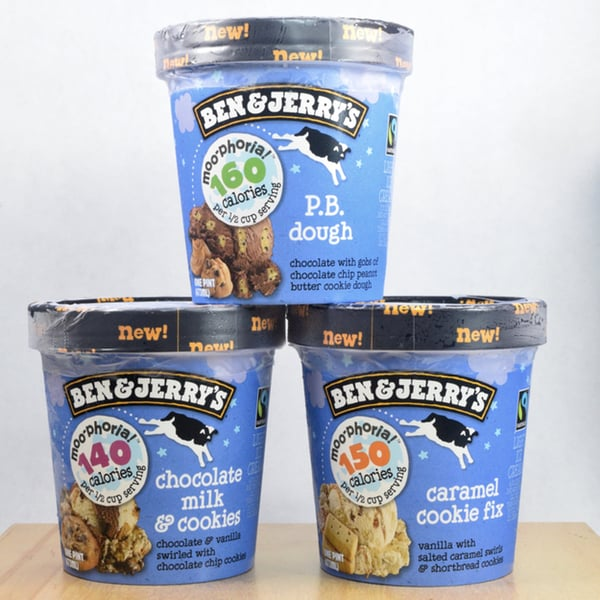 Ben  Jerry s Moo phoria Light Ice Cream