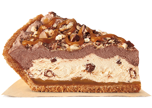 Burger King Twix Pie