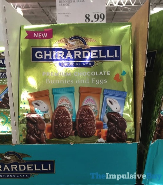 Ghirardelli Premium Chocolate Bunnies and Eggs