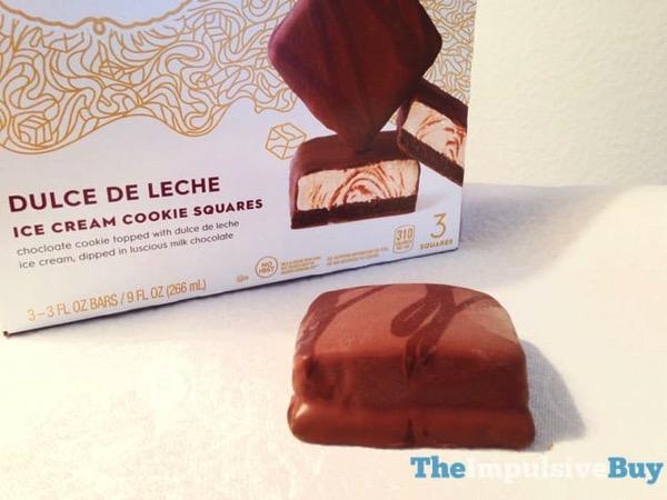 Haagen Dazs Dulce de Leche Cookie Squares 2 jpg
