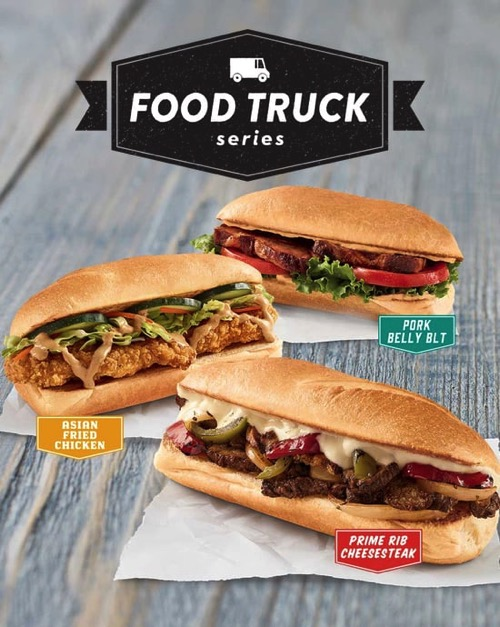 Jack in the Box Food Truck Series