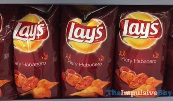 Lay s Fiery Habanero Potato Chips jpg