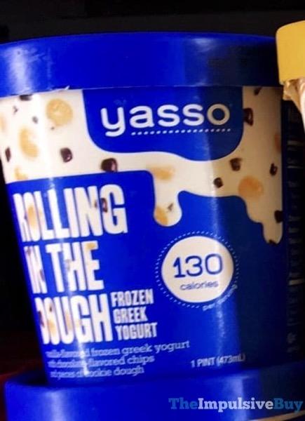 Yasso Rolling in the Dough Frozen Greek Yogurt