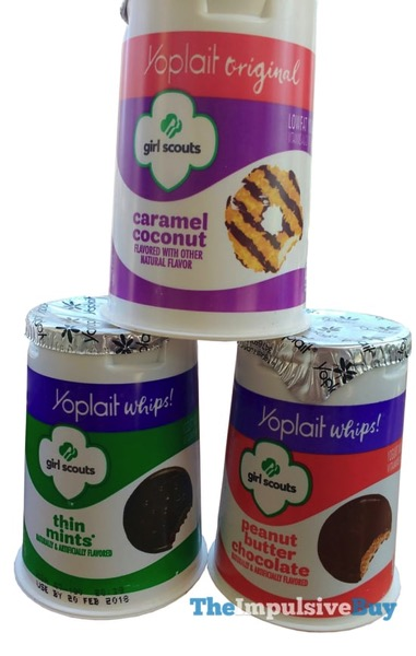 Yoplait Girl Scout Cookies Yogurt jpg