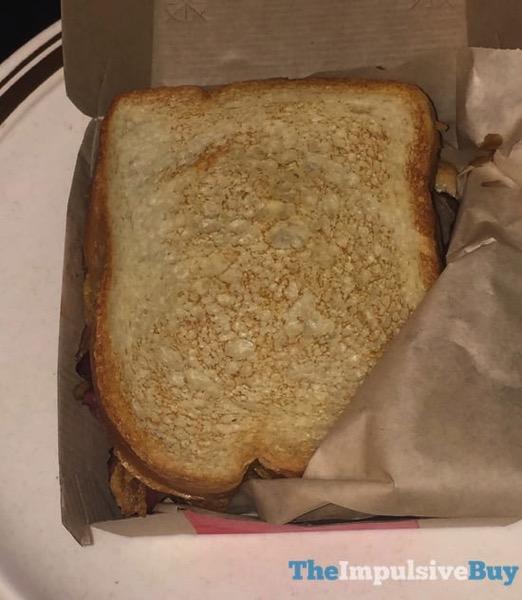 Arby s Texas Brisket Sandwich
