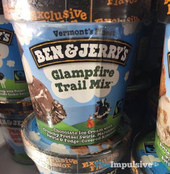 Grocery Reviews Spotted Shelves Ben Jerrys Keep Caramel Cookie Ice