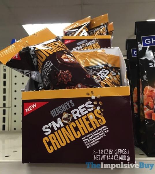 Hershey s S mores Crunchers