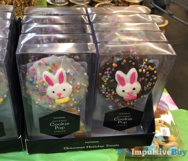 Marketside Easter Gourmet Cookie Pop