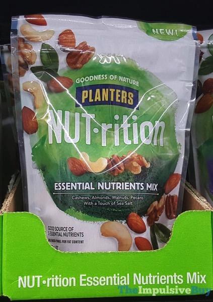 Planters NUT rition Essential Nutrients Mix