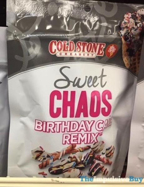 Sweet Chaos Cold Stone Creamery Birthday Cake Remix Jpg The