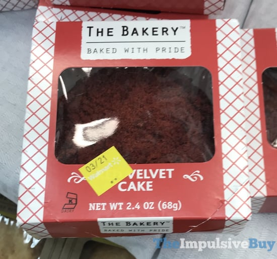 The Bakery Red Velvet Cake