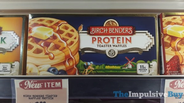 Birch Benders Protein Toaster Waffles