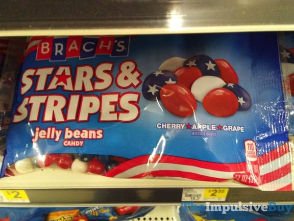 Brach s Stars  Stripes Jelly Beans