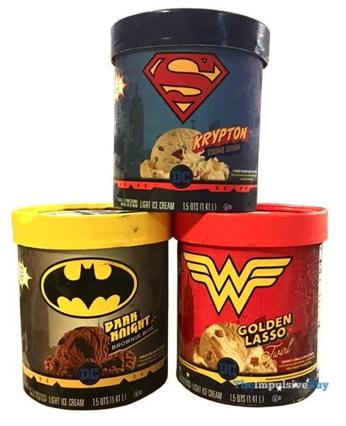 Dreyer s Edy s DC Comics Ice Cream
