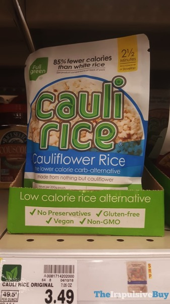 Full Green Vegi Rice Cauliflower Rice