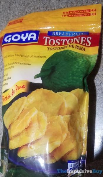 Goya Breadfruit Tostones