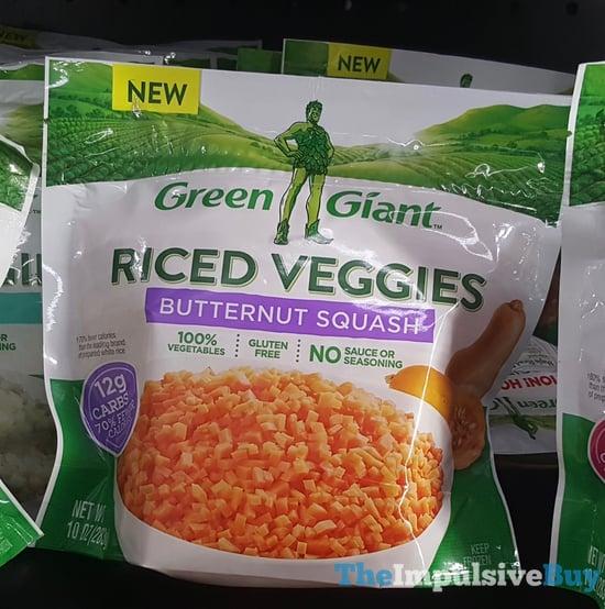 Green Giant Riced Veggies Butternut Squash
