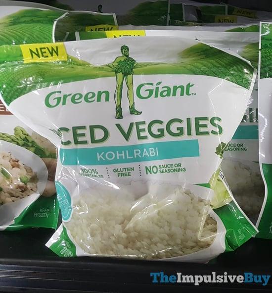 Green Giant Riced Veggies Kohlrabi